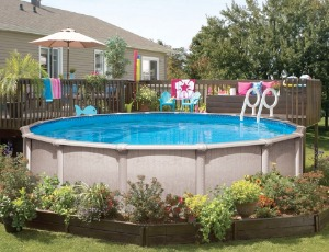 Above ground pool service in central arkansas